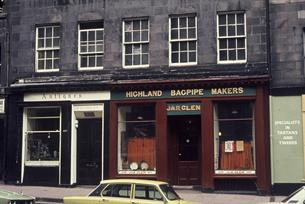 J&R Glen, 497 Lawnmarket, spring 1976